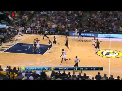 Golden State Warriors vs Indiana Pacers | February 22, 2015 | NBA 2014-15 Season