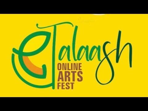 e-Talaash Online Arts