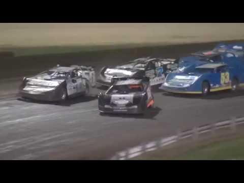 IMCA Late Model B-Main 2 Farley Speedway 9/1/16