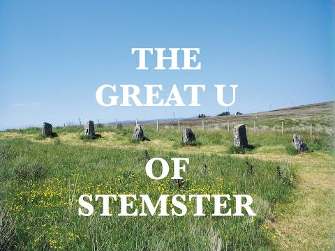 The Great U Of Stemster, Achavanich, Lybster, Caithness, Scotland.