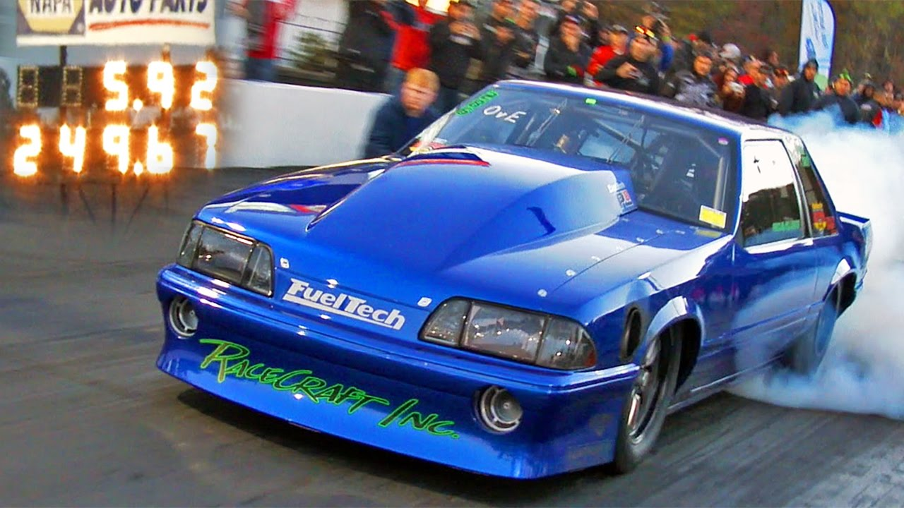 Fiscus Klugger Go 5 92 On Drag Radials With Stock