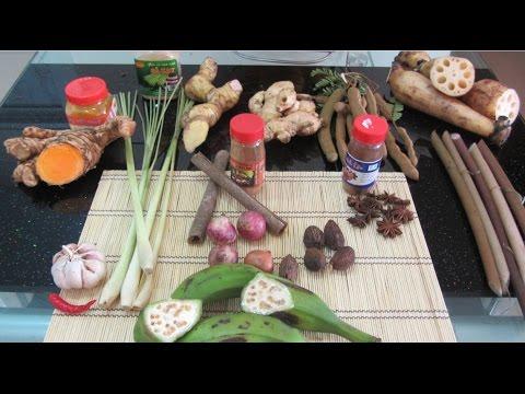 ОБЗОР Специи и пряности 5 СПЕЦИЙ во Вьетнаме и Таиланде популярные специи | FIVE SPICE