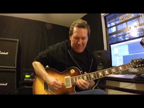 """Lukather/ The Tubes """"Talk To Ya Later Solo"""" Cover"""