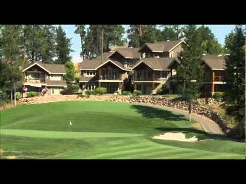 Predator Ridge Golf Course in Vernon - British Columbia