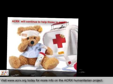 Cox Landing Elementary School Receive Tribute & Medicine Assistance by ACRX