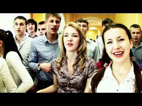 "Lipdub гимназии ""Логос"" выпускной класс 2012"