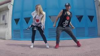 Maluma - Sin Contrato. Reggaeton Zumba Choreo