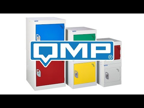QMP's Steel Cube Lockers