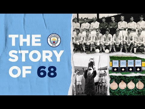 CHAMPIONS AT LAST! | Man City's Medal Winners | THE STORY OF '68