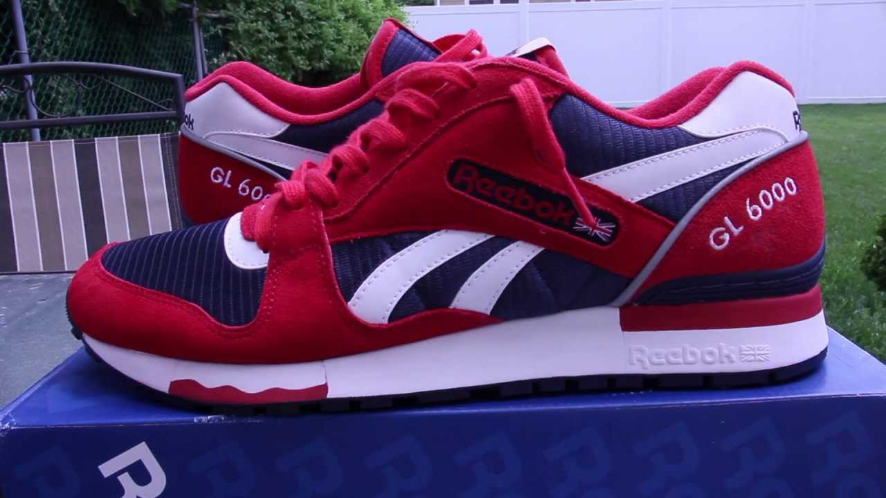 74882db4d9e35 REEBOK GL 6000 REVIEW HD 1080p - YouTube