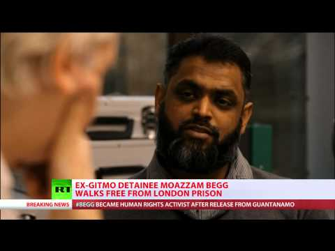 Ex-Gitmo detainee Moazzam Begg released after terror charges dropped