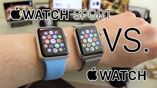 отличие Iwo smartwatch от Apple watch сравнительный видеообзор