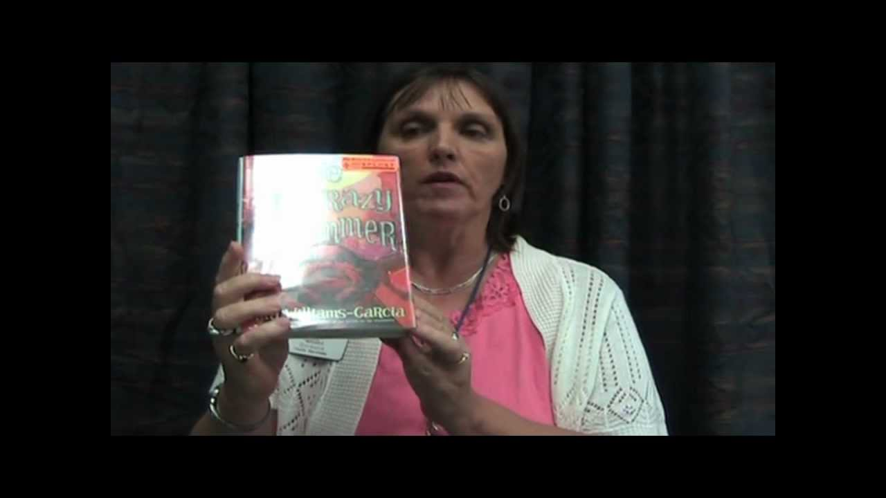 One Crazy Summer  Book Talk!  Ga Children's Book Awards
