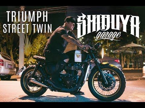 TRIUMPH STREET TWIN | SHIBUYA GARAGE
