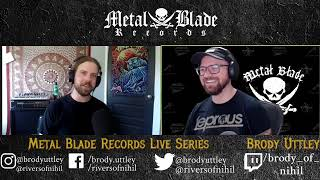 Metal Blade Live Series presents Brody Uttley of Rivers of Nihil