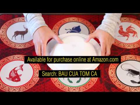 Bau Cua Tom Ca: Lunar New Year Game
