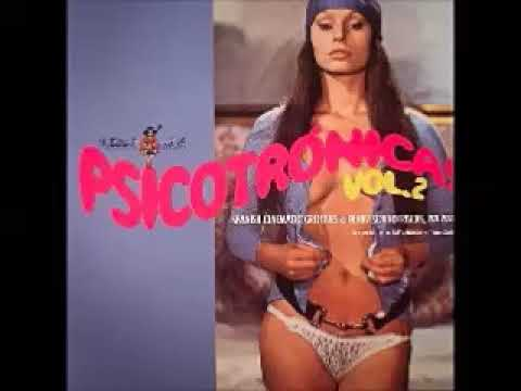 Various – Psicotronica! Vol.2 (Spanish Cinematic Grooves & Funky Soundtracks 1968-78) Soul Music LP