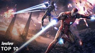 Top 10 IRON MAN Armors [2019] | Marvel Cinematic Universe