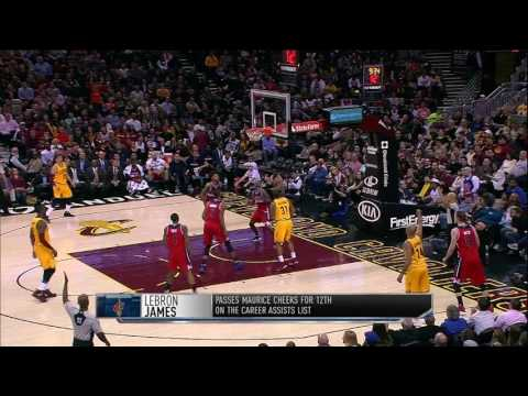 Washington Wizards at Cleveland Cavaliers - March 25, 2017