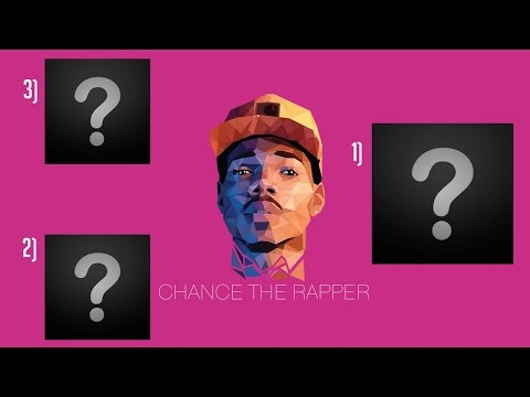 Chance the Rapper Discography RANKED Worst to Best (2012-2016)