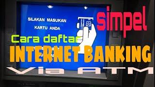 Download Cara Lengkap Daftar BRI Mobile Internet Banking Lewat ATM, Lebih Cepat. Mp3 and Videos