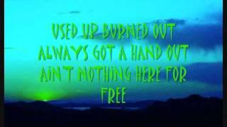 Nerve Damage Lifehouse lyrics