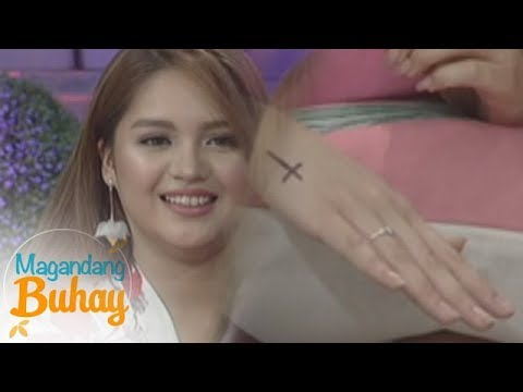 Magandang Buhay: Jane shows her promise ring from her boyfriend