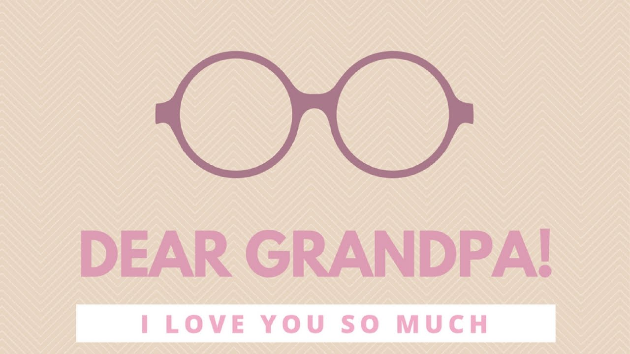 Grandparents day special cards free personalized cards youtube grandparents day special cards free personalized cards kristyandbryce Gallery