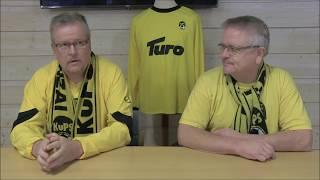 Laakase Naatitaan: Hannu Vauhkonen ja Jukka Martikainen