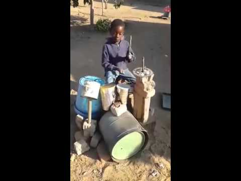 Sihle The Drummer (Young Talented South African Drummer)