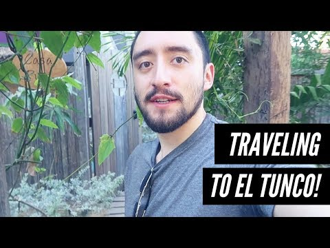 Traveling From the United States to El Tunco, El Salvador