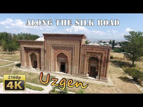 Uzgen - Kyrgyzstan 4K Travel Channel