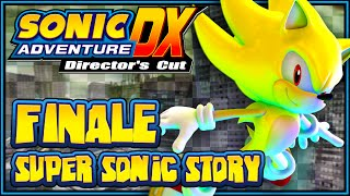 Sonic Adventure DX PC - (1080p) Super Sonic