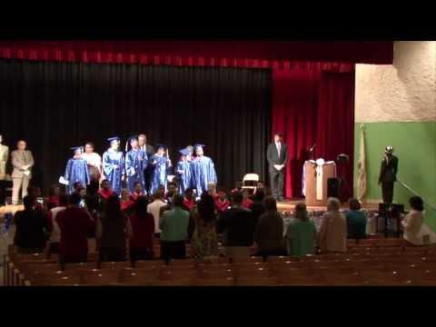 2013 Graduation: Wilson ASPIRE