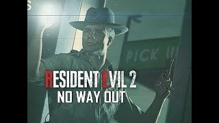 RESIDENT EVIL 2 Ghost Survivors Walkthrough Gameplay - No Way Out (RE2 Let's Play)