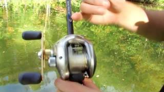 Baitcaster How To: Trick For Clearing Backlashes