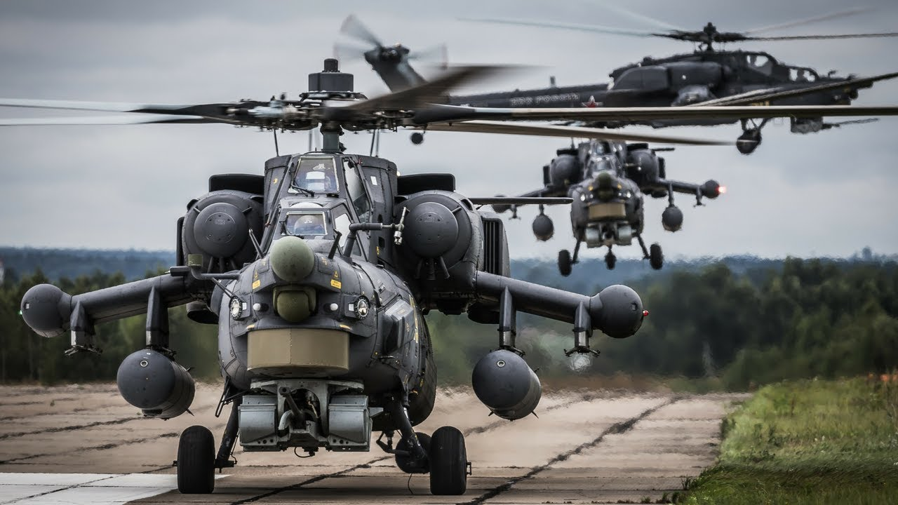 Top 5 Attack Helicopters in Indian Army | Combat ...