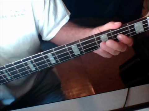 Carolina In My Mind (Bass Cover)