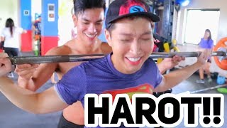 PUSO NI RAF 3: NAGPA-PAWIS WITH HOTTIE GRAB DRIVER ANDREI KING!