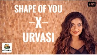 Gambar cover Ed Sheeran | A.R. Rahman | Shape Of you X Urvasi | Robica Chaudhuri (Mashup Cover)