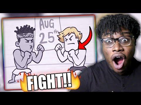 LOGAN PAUL WILL WIN?!   How KSI Saved Logan Paul's Career Reaction!