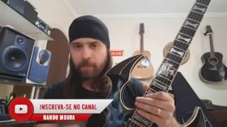 FAQ - Guitarra DemonSlayer