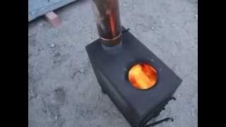 Буржуйка (печь дровяная)(, 2014-10-02T17:06:00.000Z)