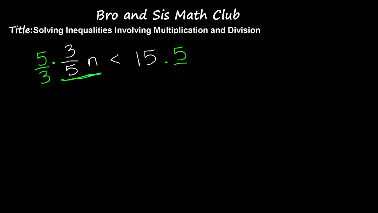 7th grade math solving inequalities with multiplication and 7th grade math solving inequalities with multiplication and division robcynllc Images