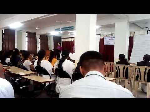 Nirbhaya Pahak workshop in Bharati Vidhyapeehs  New Law College Sangli