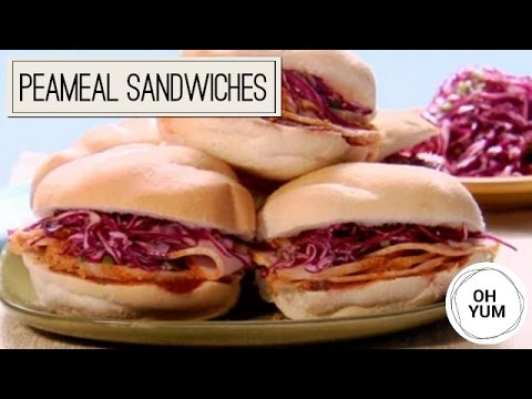 How To Make The BEST Peameal Bacon Sandwiches