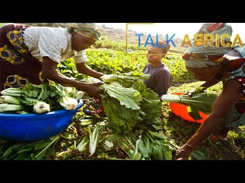 Talk Africa— Transforming Africa's argriculture 08/14/2016