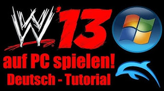 WWE 13 auf PC spielen - Tutorial für Windows & Mac (Deutsch/German)