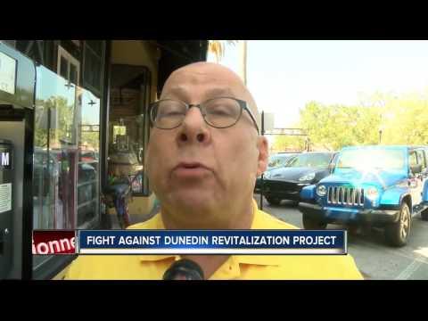 Residents fight Dunedin development hoping to preserve the vibe