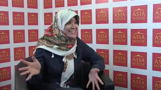 Asia Alfasi talks to Asia House